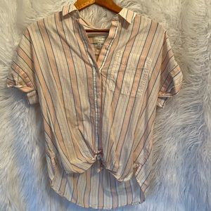 Front tie Lucky Shirt